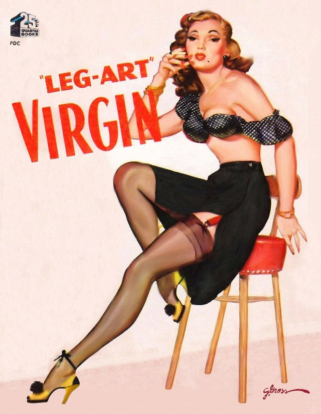 George Gross pulp pin up vivelsexo