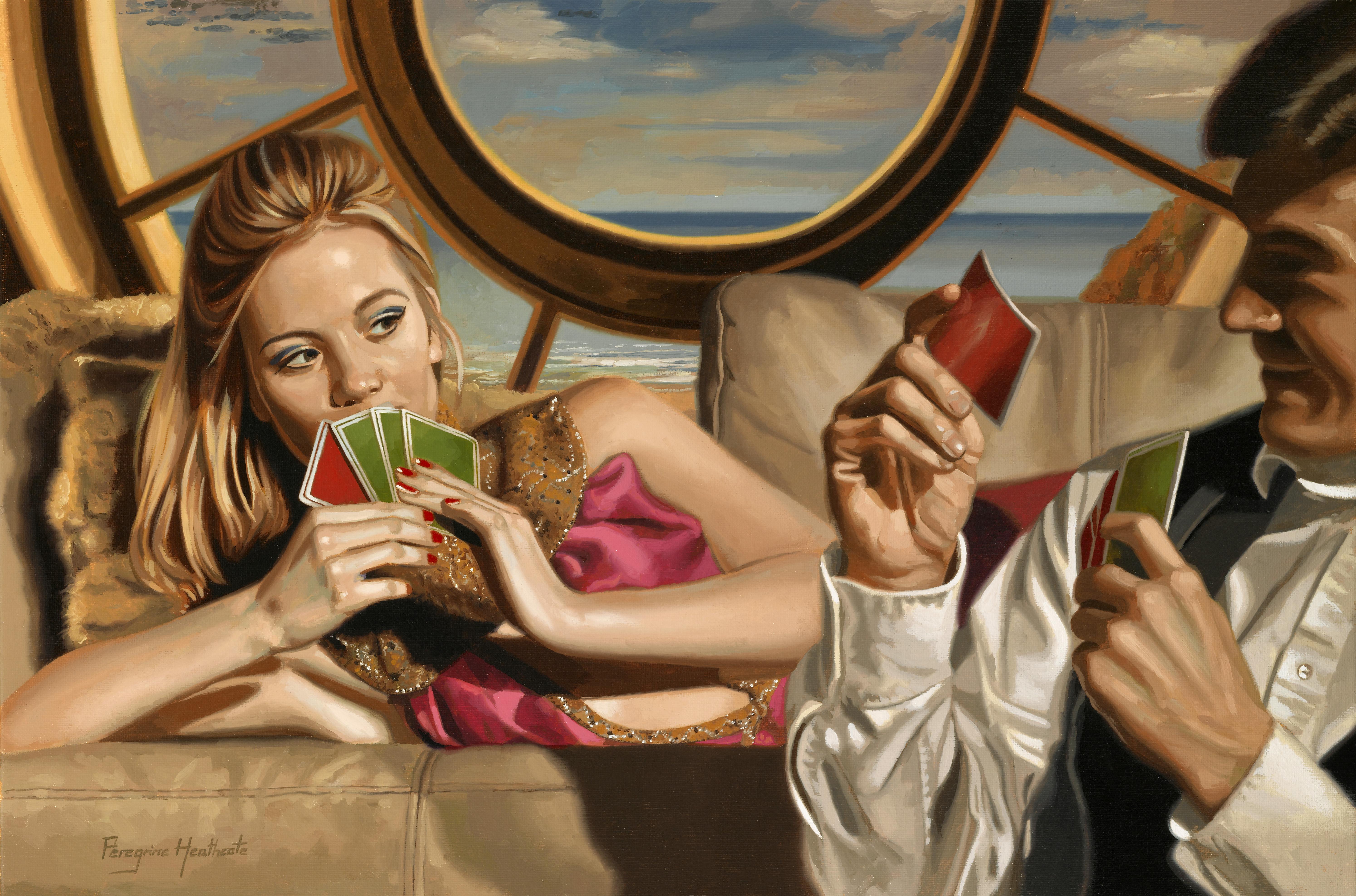 Peregrine-Heathcote-Aces-20.5x30-Oil-on-canvas