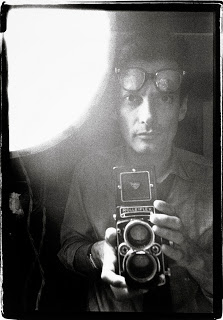 Richard Avedon, self-portrait, c1963