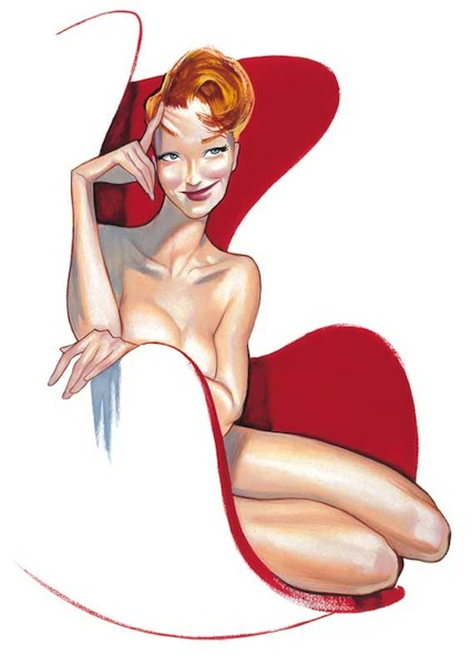 fernando de vicente pin up